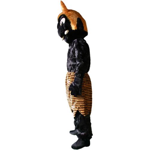 着ぐるみ 黒鬼(国産) オニ おに 節分(きぐるみ)運賃無料 節分 【おもちゃ_ゲーム_パーティー_コスプレ_変装_仮装_着ぐるみ_ハロウィン】