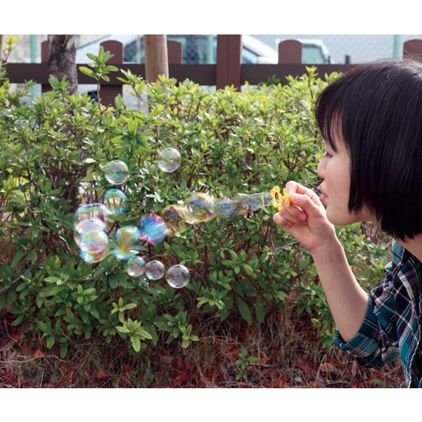 シャボン玉 たのしいシャボン玉セット 【おもちゃ_ゲーム_水あそび_シャボン玉】