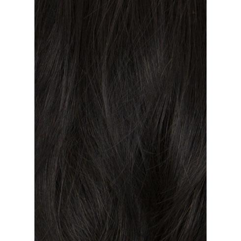 ウィッグ ミディアム カール セミロング 通販 耐熱 ネオウルフマッシュ スタンダードブラック フルウィッグ コスプレ コス ロング 黒髪