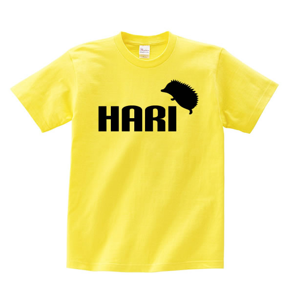 ハリネズミ グッズ tシャツ ネズミ 雑貨 ねずみ プリント S M L XL  服 メンズ レディース 衣装 おもしろ雑貨 おもしろtシャツ