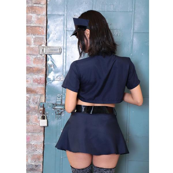 アメリカン ポリス 警官 コスプレ レディース セクシー 婦人警官 帽子 ハロウィン 衣装 ミニスカ コスチューム 仮装 アメリカンポリス