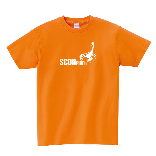 サソリ tシャツ グッズ おもしろ 雑貨 さそり オリジナル メンズ レディース S M L XL 3L 4L 男性 女性 カラー 可愛い おしゃれ 面白い シュール