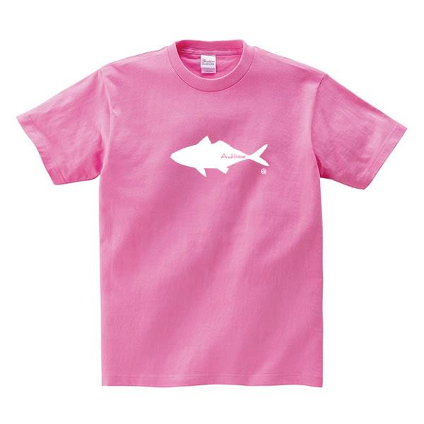 アジ tシャツ 釣り グッズ おもしろ 雑貨 オリジナル メンズ レディース S M L XL 3L 4L プリント 面白い 可愛い おしゃれ かわいい 魚 鯵 あじ プレゼント 海