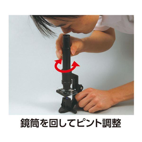 自由研究 キット 小学生 300倍手作り顕微鏡 顕微鏡 小学生 自由研究 夏休み 工作 自由工作 理科 実験 観察 【キッズ_知育_教材_自由研究_実験器具】