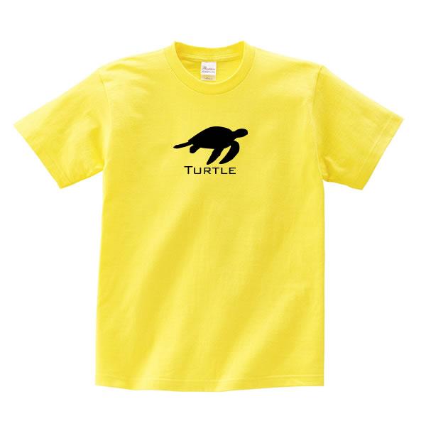 ウミガメ グッズ tシャツ 海亀 おしゃれ カメ 海 南国 S M L XL  服 メンズ レディース 衣装 かわいい おもしろ雑貨 おもしろtシャツ