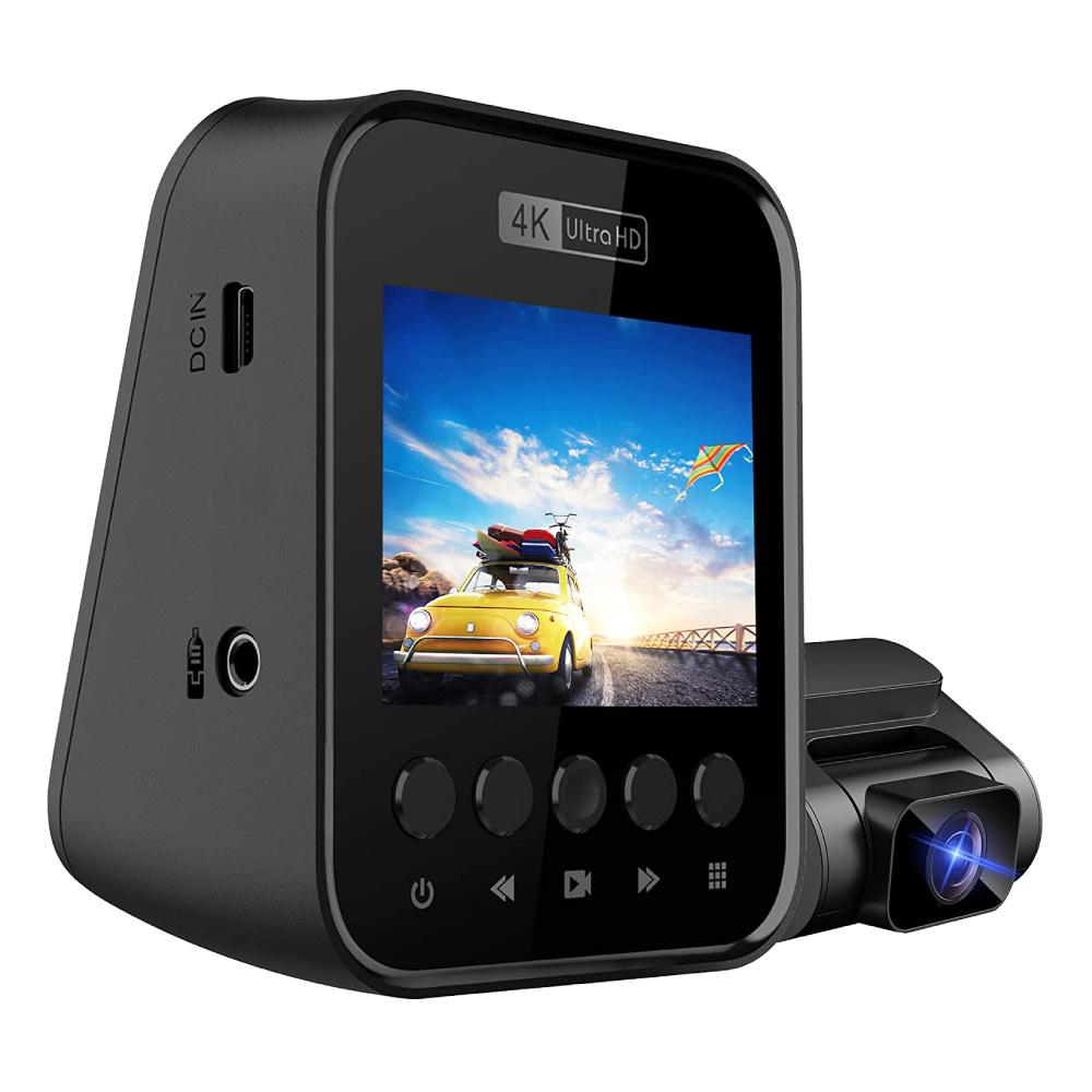 ドライブレコーダー  前後 4K画質 SDカード不要 YAZACO P4 2カメラ ドラレコ 取り付け簡単