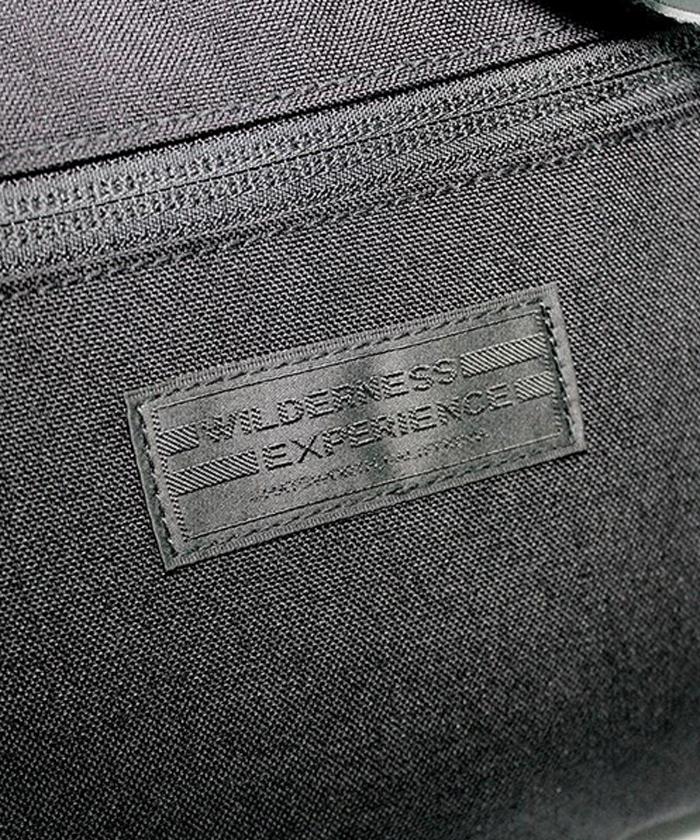 【WILDERNESS EXPERIENCE ウィルダネスエクスペリエンス】 LEED SHOULDER BAG リード ショルダー バッグ