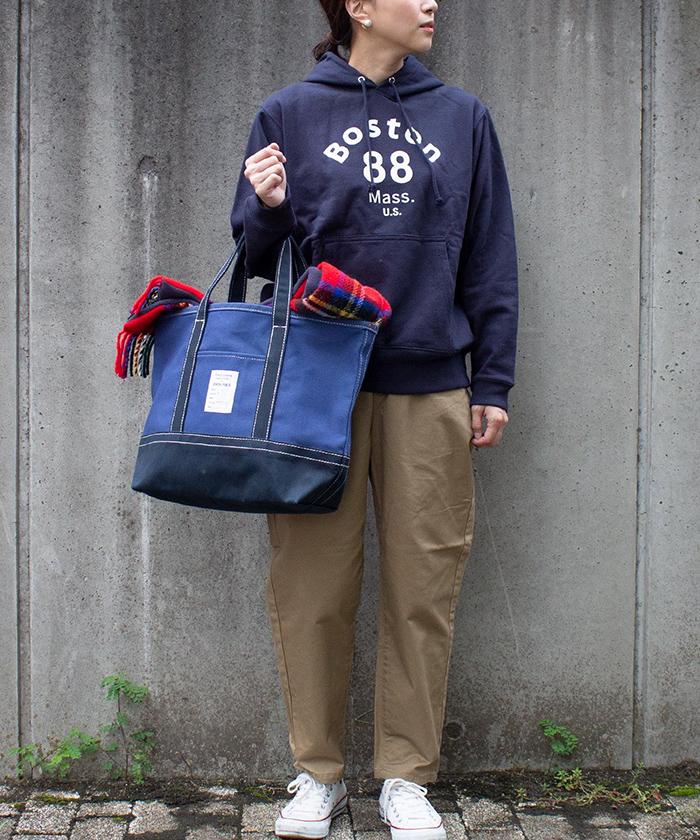 『アウトレット』【ALL ORDINARIES オールオーディナリーズ】別注 かぶせ付 キャンバス トートバッグ