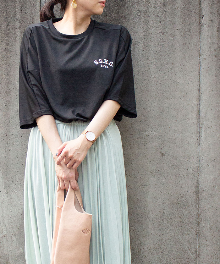 【ALL ORDINARIES オールオーディナリーズ】 S.S.H.C. ドライメッシュ 半袖 Tシャツ