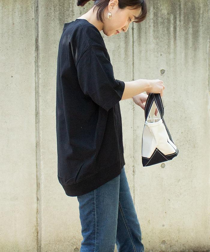 【ALL ORDINARIES オールオーディナリーズ】 SEATTLE CARTER ビッグ 半袖 Tシャツ