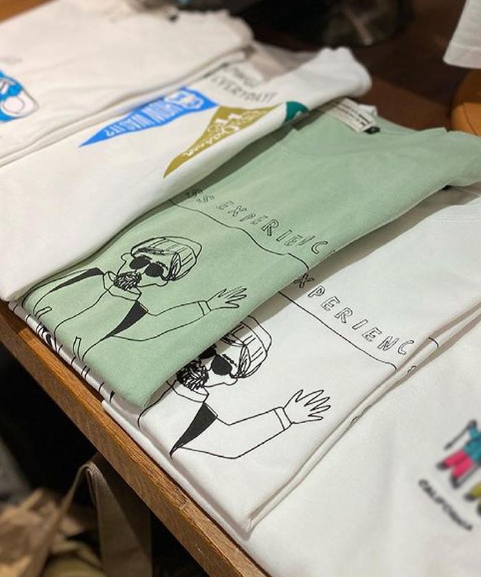 【WILDERNESS EXPERIENCE ウィルダネスエクスペリエンス】 MR ウィルダネス 半袖 Tシャツ