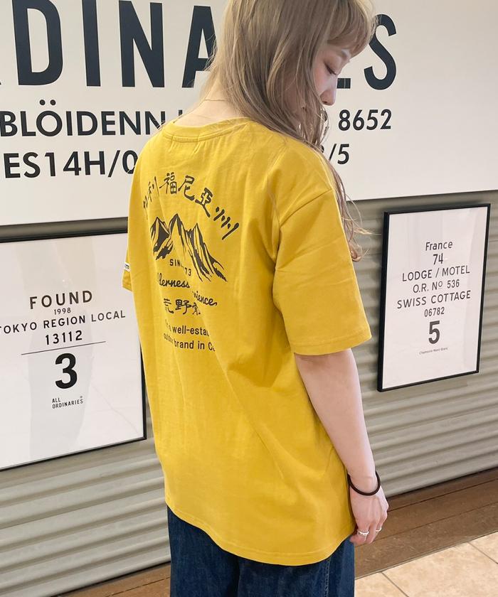 【WILDERNESS EXPERIENCE ウィルダネスエクスペリエンス】 カンムリウズラ チャイニーズ 半袖 Tシャツ
