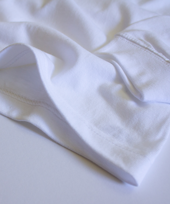 【ALL ORDINARIES オールオーディナリーズ】 HARRISON ロゴ 長袖 Tシャツ