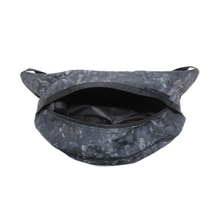 [正規品]送料無料 GREGORY グレゴリー TAILMATE S V2 ブラック 花柄 ウエストバッグ ボディバッグ 119652-7535