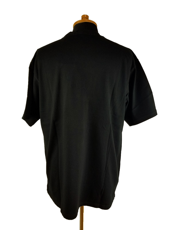 UNDERCOVER アンダーカバー TEE SKULLROSE  ブラック UC1A3810