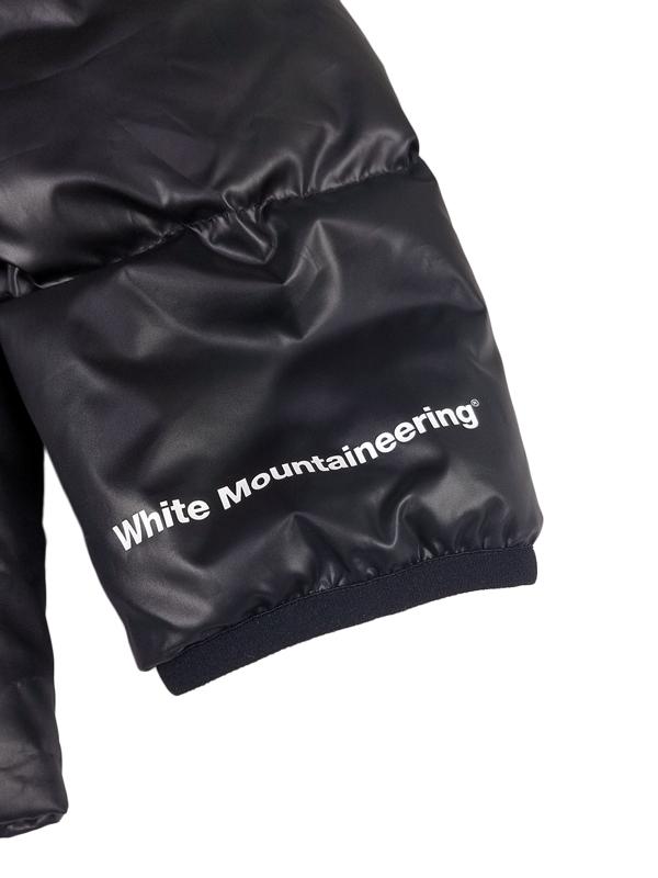 White Mountaineering ホワイトマウンテニアリング ゴアテックス ミレー コラボ ダウンジャケット ブラック GORE-TEX INFINIUM  MILLET x WM DOWN JACKET WM1973230A