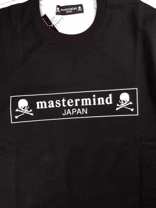 mastermind JAPAN マスターマインドジャパン MJ21E06-TS072 ブラック×ホワイト