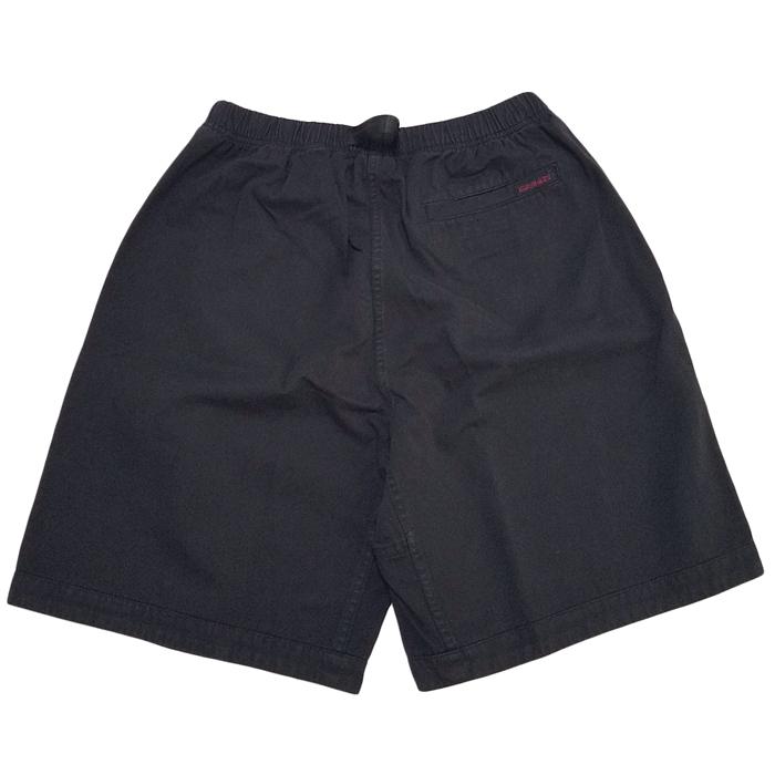 White Mountaineering ホワイトマウンテニアリング WM x Gramicci GARMENT DYED  WIDE SHORT PANTS ワイドショートパンツ ブラック WM1971418 /グラミチ