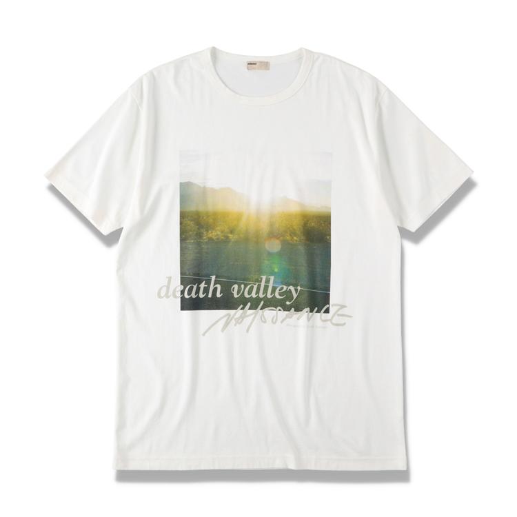 NAISSANCE ネサーンス PHOTO T-SHIRT Tシャツ WHITE 21S-NSA-CS-04