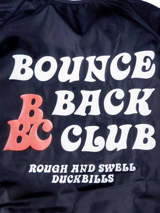 rough&swell ラフアンドスウェル BBC DENVER ブルゾン ネイビー RSM-20249 / ゴルフウェア メンズ ラフ&スウェル