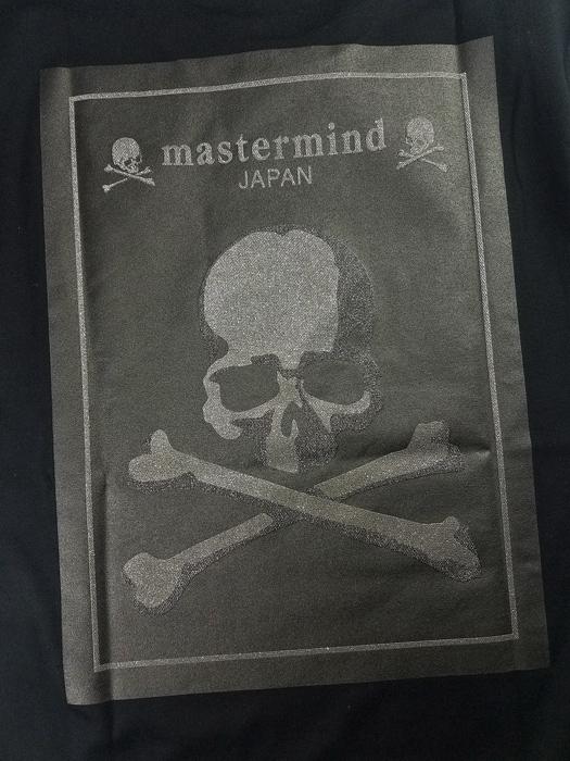 mastermind JAPAN マスターマインドジャパン MJ21E06-TS080 ブラック