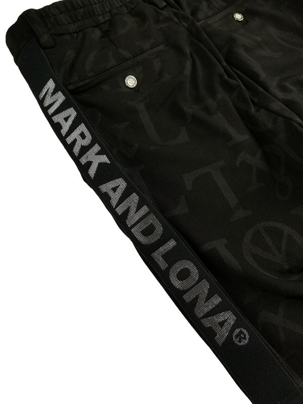 【木村拓哉さん着用モデル】MARK&LONA マークアンドロナ Lennon Shorts | MEN ショートパンツ ブラック MLM-1B-AT11