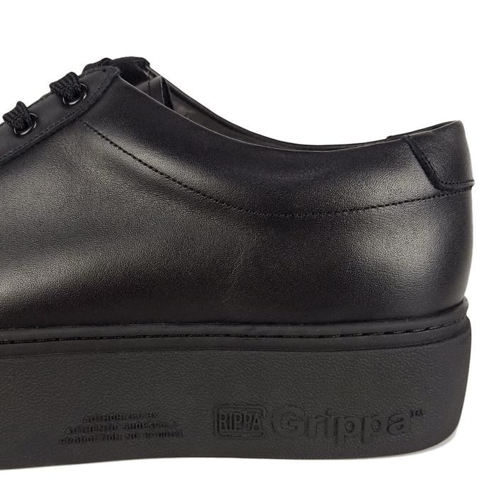 FOOTSTOCK ORIGINALS フットストックオリジナルズ ORDINARIE LACEUP オーディナリーレースアップシューズ ブラック FSO193402 /foot the coacher フットザコーチャー