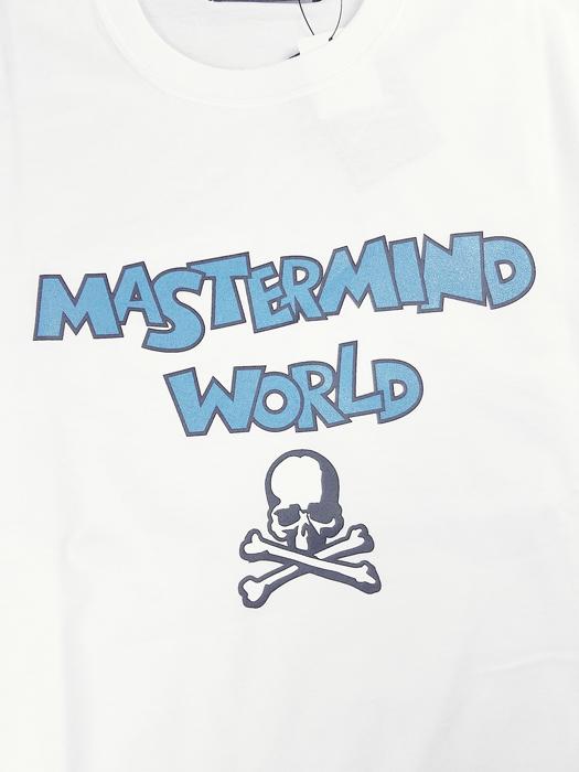 MASTERMIND WORLD マスターマインド ワールド MW21S06-TS040 ホワイト