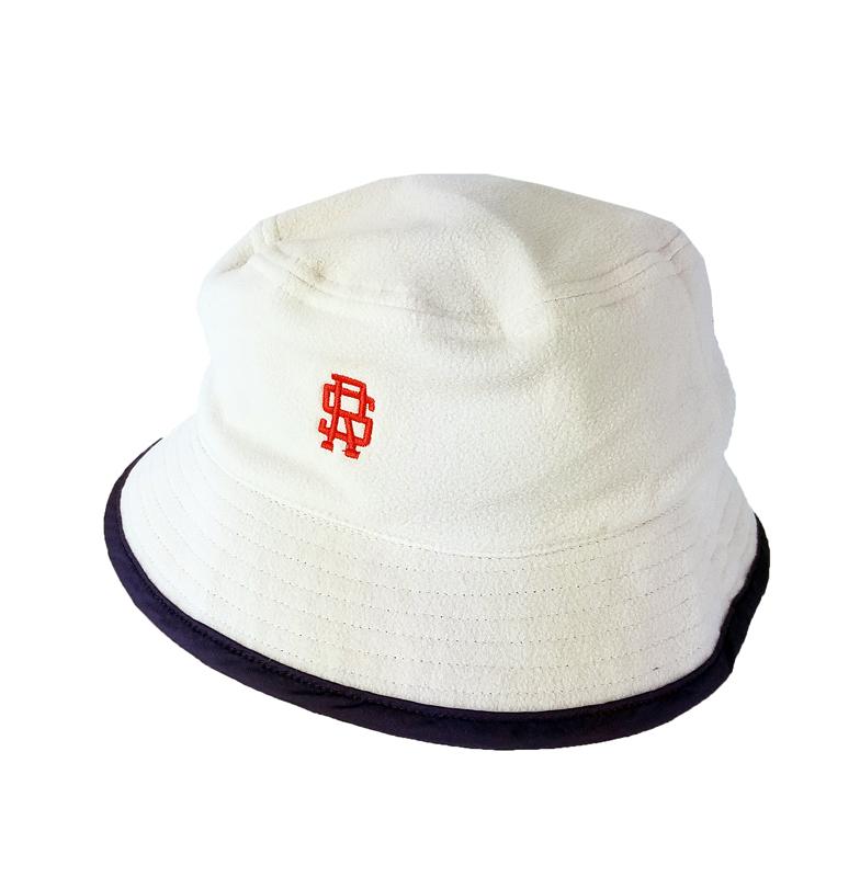 rough&swell ラフアンドスウェル BIG LOGO HAT ハット ネイビー RSA-21204 / ゴルフウェア メンズ ラフ&スウェル
