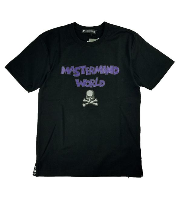 MASTERMIND WORLD マスターマインド ワールド MW21S06-TS040 ブラック