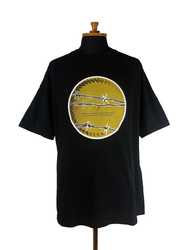 UNDERCOVER アンダーカバー TEE SAW  ブラック UC1A3817