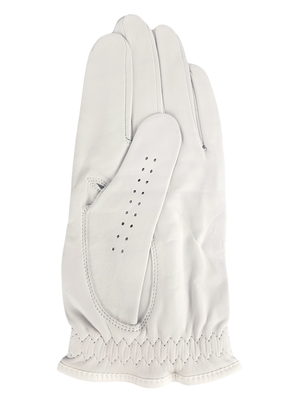 MARK&LONA マークアンドロナ ラムレザーグローブ N.T.M Glove [メンズ左手] ホワイト ML-ZG01/ML-GV01