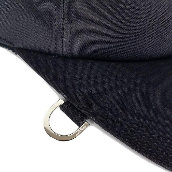 mastermind JAPAN マスターマインドジャパン ベースボールキャップ 刺繍 ブラック MJ19E03-CA005-605