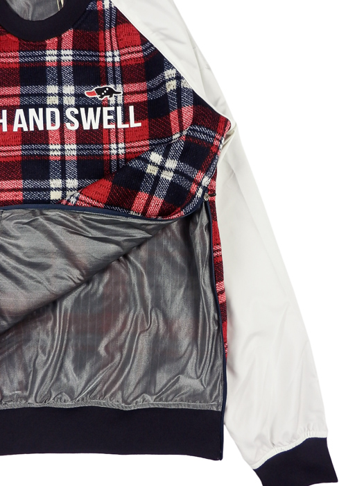rough&swell ラフアンドスウェル LIVERPOOL SNEAD スニードジャック ホワイト RSM-20226 / ゴルフウェア メンズ ラフ&スウェル
