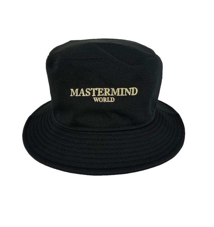 MASTERMIND WORLD マスターマインド ワールド MW21S06-HA001 ブラック
