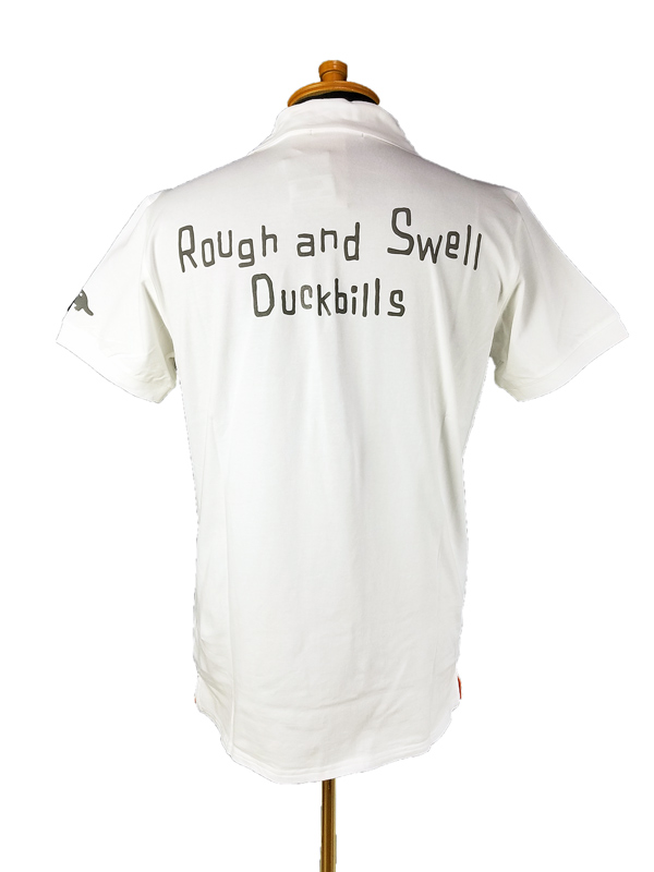 rough&swell ラフアンドスウェル PARTNER SKIPPER スキッパー ホワイト RSM-21033 / ゴルフウェア メンズ ラフ&スウェル