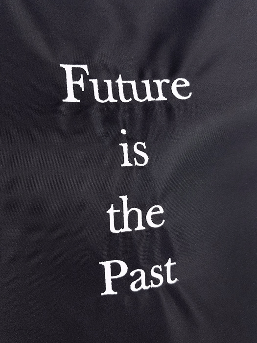 UNDERCOVER アンダーカバー Nyトート Future is the Past em トートバッグ ブラック UCY4B05-3 / バッグ