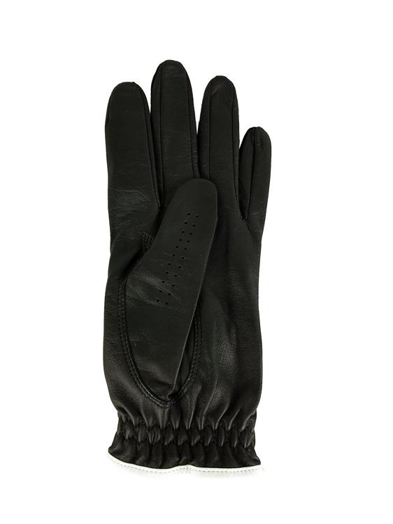 【木村拓哉さん着用モデル】MARK&LONA マークアンドロナ レザーグローブ N.T.M Glove [Left]|MEN ブラック MLS-OA-SG10
