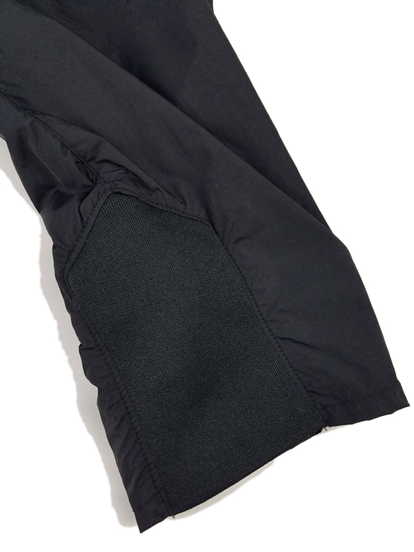 White Mountaineering ホワイトマウンテニアリング EASY TAPERED PANTS イージーテーパードパンツ ブラック WM2071411 / パンツ