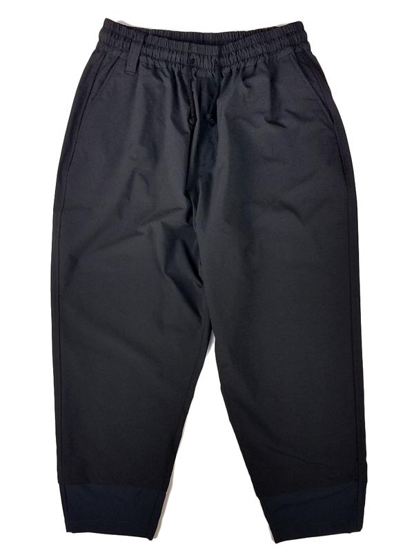 White Mountaineering ホワイトマウンテニアリング  STRETCHED TAPERED SARROUEL PANTS ストレッチ テーパード サルエルパンツ WM2071417 / パンツ