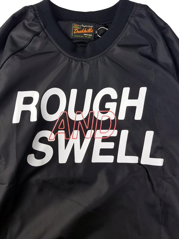 rough&swell ラフアンドスウェル CHIC LOGO SNEAD スニードジャック ブラック RSM-20246 / ゴルフウェア メンズ ラフ&スウェル