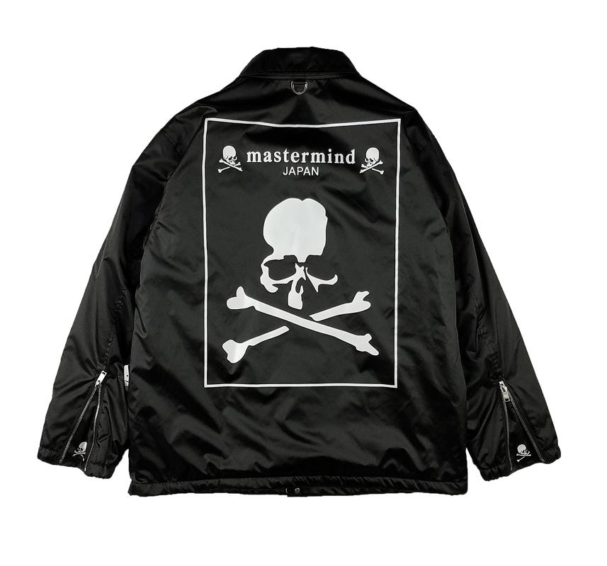 mastermind JAPAN マスターマインドジャパン MJ21E07-BL025 ブラック