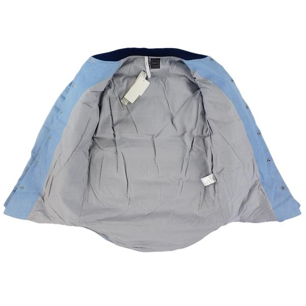 .efilevol エフィレボル ダウンシャツ efiLPTN-SH01u / 長袖 ジャケット ブルゾン
