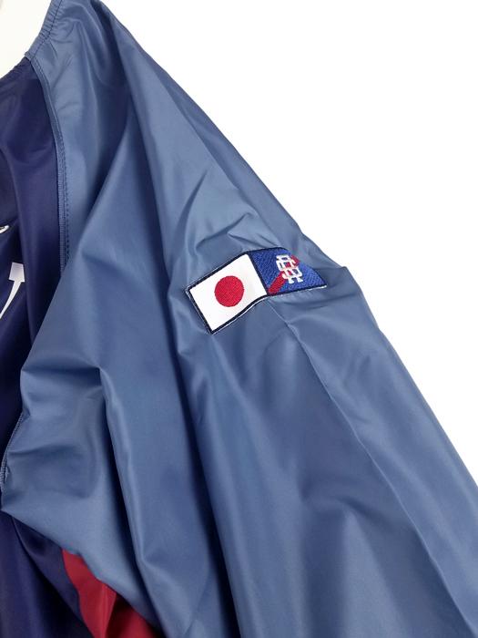 rough&swell ラフアンドスウェル スニードジャック ネイビー×レッド×ブルー MONTEREY SNEAD RSM-19238 / ラフ&スウェル ゴルフウェア メンズ