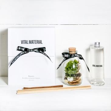 VITAL MATERIAL バイタルマテリアル リードディフューザー ダマスクローズ