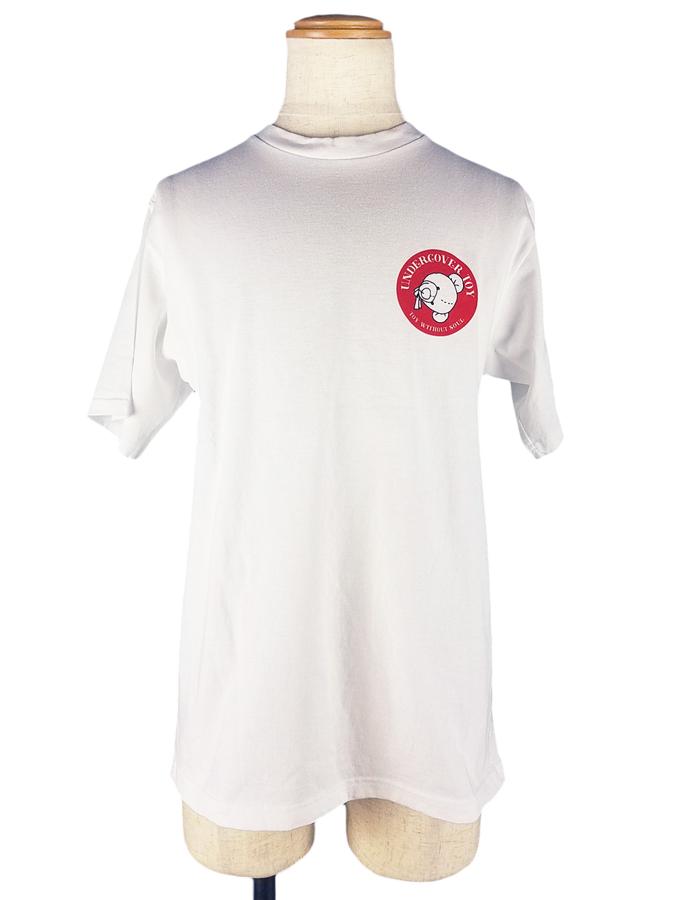 UNDERCOVER アンダーカバー TEE UNDERCOVER TOY Tシャツ ホワイト UCY3812
