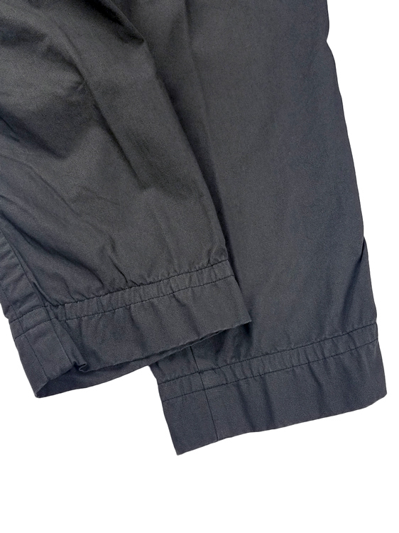 kolor BEACON カラービーコン 製品染めチノ パッカリングパンツ チャコール 20WBM-P04138