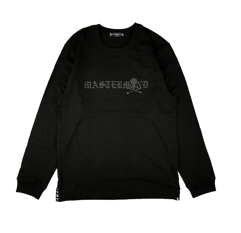 mastermind JAPAN マスターマインドジャパン MJ21E07-TS090 ブラック