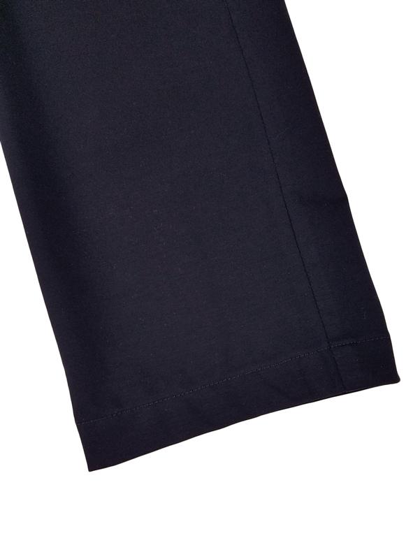 SOLIDO ソリード T.C HIGH GAUGE パンツ ブラック MSL20S5556