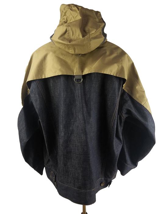 kolor BEACON カラービーコン ハードウェザージャケット サンドベージュ 21SBM-G04134